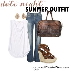 Neutral Summer Outfits - My Newest Addiction Beauty Blog #fashion