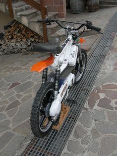 piaggio bravo scrambler | Piaggio Bravo step2 75cc