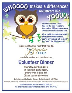 8 Volunteer Appreciation Invitation Wording Ideas Appreciation