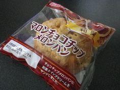 Chestnut, choc chip melon bread