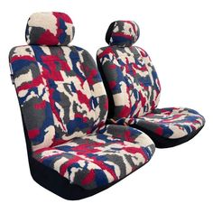 2pcs Front Universal Size Car Seat Covers: It is universal fit seat cover, not tailor made. Material: Warm Soft Faux Sheepskin (front) + Polyester (back) Easy to install and remove Fit: For most SUV or Mid-size Truck Color: Blue / Red / Green / White Toyota Tacoma Seat Covers, Red Green, Color Blue, Car Seats, Truck, Warm, Fit, Design, Shape