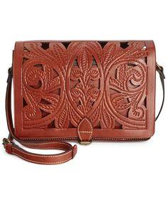 3ac8675c3114 Patricia Nash Cut Out Imperialli Crossbody Handbags   Accessories - Macy s