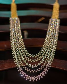 Jewellery Plural Spelling few Wedding Diamond Necklace Price In India even Wedding Diamond Necklace Price In India versus Simple Diamond Necklace Designs India. Indian Wedding Jewelry, Indian Jewelry, Bridal Jewelry, Gold Jewellery Design, Gold Jewelry, Jewellery Box, Diamond Jewellery, Jewellery Shops, Jewelry Roll