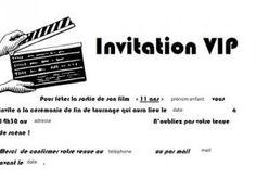Idée anniversaire fille 11 ans: thème cinéma • Hellocoton.fr