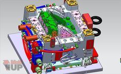 Tooling design development, CAD and CAM and machining, injection molding, plastic mold building in-house and casting as well.