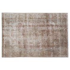 """9'0"""" x 6'0"""",Vintage Overdyed Rug, Modern design rug Traditional area rug for sale, Light Color, Oriental carpet, Code : S0101821"""