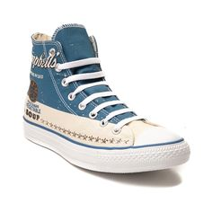 Shop for Converse All Star Hi Campbell Soup Sneaker in Navy at Journeys Shoes.