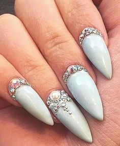 ♥Nail Inspo How to accessorize your look Go to slimmingbodyshapers.com for plus size shapewear and bras #slimmingbodyshapers slimmingbodyshapers.com