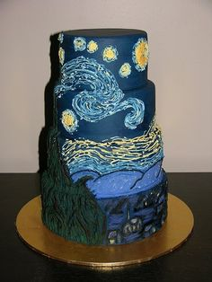 as you can see i love starry night and anything Van Gogh