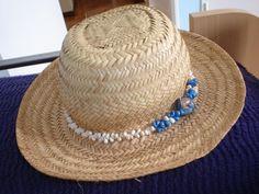 Tholia: sombrero de paja