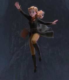 Elsa, Anna, Kristoff and Olaf are going far in the forest to know the truth about an ancient mystery of their kingdom.