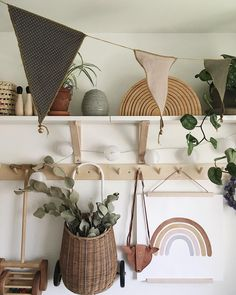 Items for our are trickling in and I'm finding myself of all the hot drinks and the crisp autumn air?… The pin is Living – child's room. Kids Bedroom, Bedroom Decor, Room Kids, Deco Boheme, Big Girl Rooms, Kids Decor, Living Room Designs, Diy Baby, Kids Diy