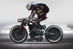 futuristic bike concept for practice Futuristic Motorcycle, Futuristic Cars, Eletric Bike, Bike Sketch, Automobile, Bike Drawing, Motorbike Design, Concept Motorcycles, Custom Cafe Racer
