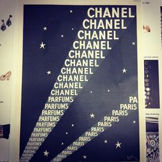 Vogue Paris liberation issue 1945. Chanel's ad to celebrate. www.vogue.com.au
