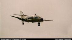Scottish Aviation HP-137 Jetstream T2 - XX484 by graham.wood.14661