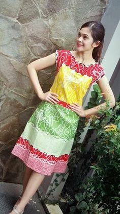 Dress batik by Batik Gendhis