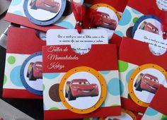 Resultado de imagen para invitaciones cars hechas a mano