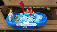 Sailboat for baby shower