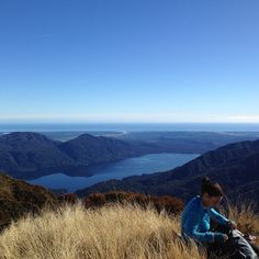 Mt Brown on a stunning day out with Hiking New Zealand
