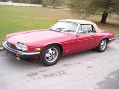 Jaguar XJS Convertible For Sale by OHARA'S RESTORATIONS in Florida FL . Click to view more photos and mod info.