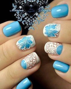 We wanted to show you which is the fun nail trend that everyone is going crazy for. Have a look at these completely wow designs
