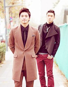 Flower Boy Next Door ♥ Kim Ji Hoon as Oh Jin Rok (Guardian) ♥ Go Kyung Pyo as Oh Dong Hoon (Player)