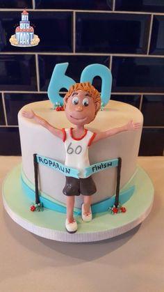 Runner cake by Anneke van Dam
