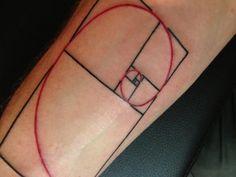 Fibonacci tattoo
