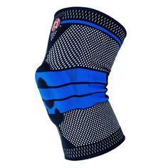 Knee Sleeve Support - Knitted Compression Brace for Sports and Joint Pain Relief - Single Sleeve
