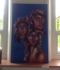 Emma Peters, A2 Fine Art, CNC