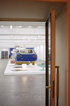 Before #imm13 people moving in, here's a preview of tonight's A&W exhibition opening
