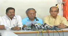 'আদোলনের ভয়ে ক্ষমতাসীনরা ভারসাম্যহীন বক্তব্য দিচ্ছে' - বর্তমান কন্ঠ । bartamankantho.com