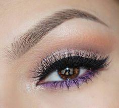 Makeup Tutorials, Eye Makeup, Make Up, Eyes, Nails, Makeup Eyes, Finger Nails, Ongles, Eye Make Up