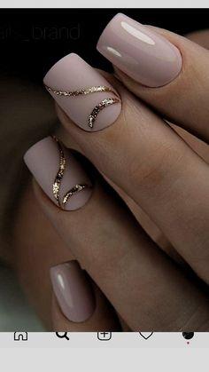 Chic Nails, Stylish Nails, Trendy Nails, Gel Nagel Design, Nagellack Design, Bride Nails, Wedding Nails, Funky Nails, Colorful Nails