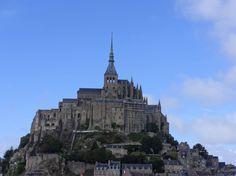Mont St. Michel-Pontorson, France