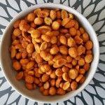 Honey Roasted Peanut Brittle