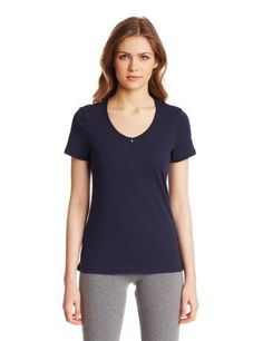 Nautica Sleepwear Women's Solid Anchor Short Sleeve V Neck Tee Nautica. $32.00. Anchor charm detail. Machine Wash. V neck. Made in China. 60% Cotton/40% Polyester. Basic sleep tee