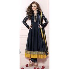 Scintillating Georgette Salwar Kameez Suit - SUVIS2412 - Salwar Suit by LifestyleMegamart