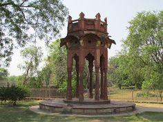 This cuploa made by a British officer was crowning Qutb Minar once...  #IndianColumbus  http://indiancolumbus.blogspot.com/2016/03/smiths-cupola.html