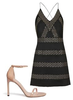 """""""Untitled #188"""" by preppedinpolos on Polyvore featuring Topshop and Stuart Weitzman"""