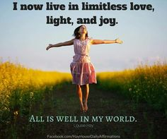All is well in my world.