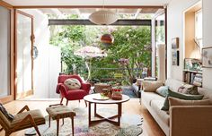 Beautiful Space, Beautiful Homes, Home And Living, Home And Family, Interior And Exterior, Interior Design, Interior Ideas, Melbourne House, The Design Files