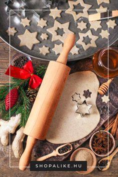 Imádsz a konyhában szorgoskodni? A karácsonyi időszak mindennél jobb alkalmat biztosít a sütésre-főzésre, hiszen egymást érik a különböző rendezvények és ünnepségek, amikre jó ötlet finomságokkal készülni. Az aprósütemények pedig remek karácsonyi ajándékként is beválnak. Hiányzik még pár kellék a tökéletes ünnepi vacsora, a puha mézeskalács vagy a klasszikus bejgli elkészítéséhez? Akkor szerezz be nálunk mindent egy helyen! Indulhat is a főzőcske! #karácsony #sütés #főzés #konyhaikellékek