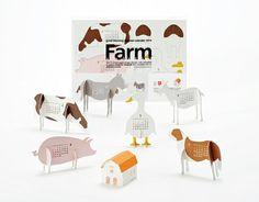 """カレンダー """"Farm""""  good morning inc. 株式会社グッドモーニング"""