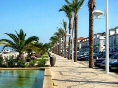 Villa Real de Santo Antonio Algarve Portugal