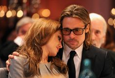 #Angelina Jolie and #Brad Pitt