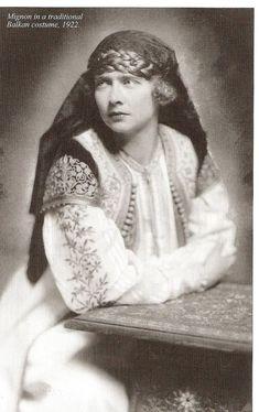 Maria (daughter of Marie) Princess Alexandra, Princess Beatrice, Black White Photos, Black And White, Romanian Royal Family, Princess Victoria, Descendants, Marie, Russia
