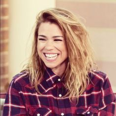 Billie Piper (her smile though)