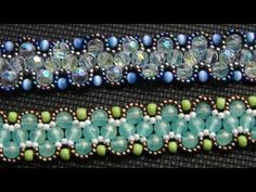 Majectic Beaded Bracelet Tutorial
