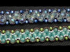 Majectic Beaded Bracelet Tutorial